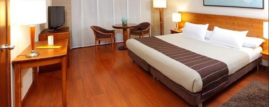 Habitacion estandar king size Fuente hotelesestelarcom