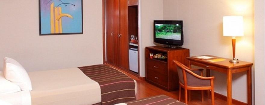 Habitacion estandar twin Fuente hotelesestelarcom