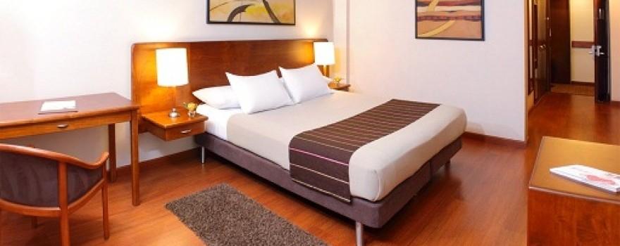 Habitacion superior king size Fuente hotelesestelarcom